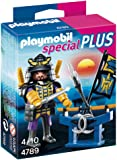 Playmobil Especiales Plus -Samurái con estante de armas, playset (4789)