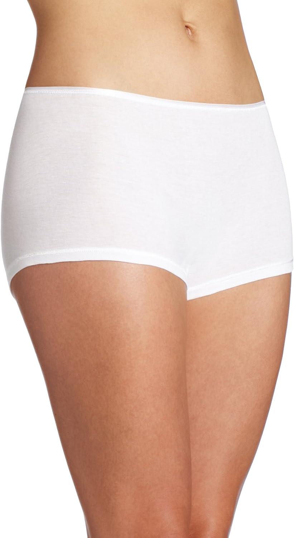Hanro - Culote para Mujer, Talla 36/38, Color Blanco 101: Amazon.es: Ropa y accesorios