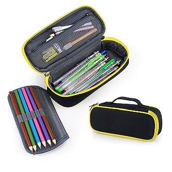 Estuche grande para lápices Fuyao, varios compartimentos ...