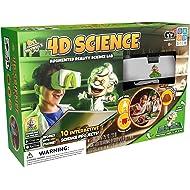 Professor Maxwell's 4D Science
