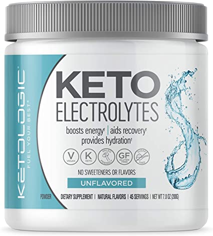 electrolyte powder for a ketogenic diet