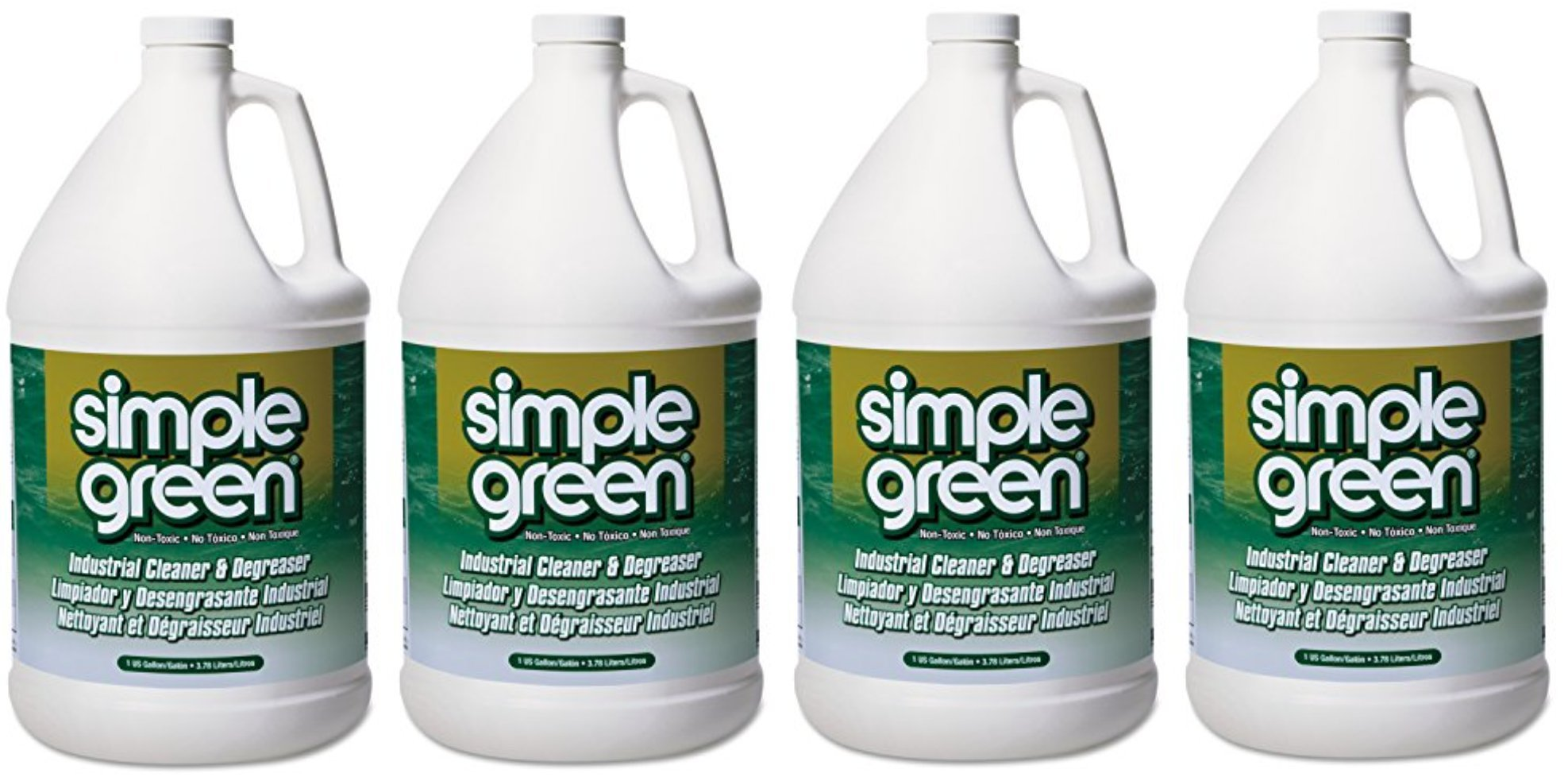 Simple Green 13005CT Industrial Cleaner and Degreaser (4)