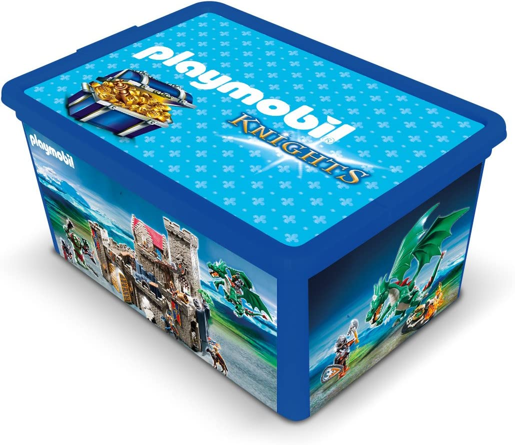Playmobil- Boîte de Rangement, 064751, 6 L