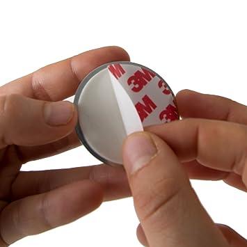 hmtool magnética Detector de humo Herramienta de instalación, Rápido y fácil fijación Kit de montaje de ...