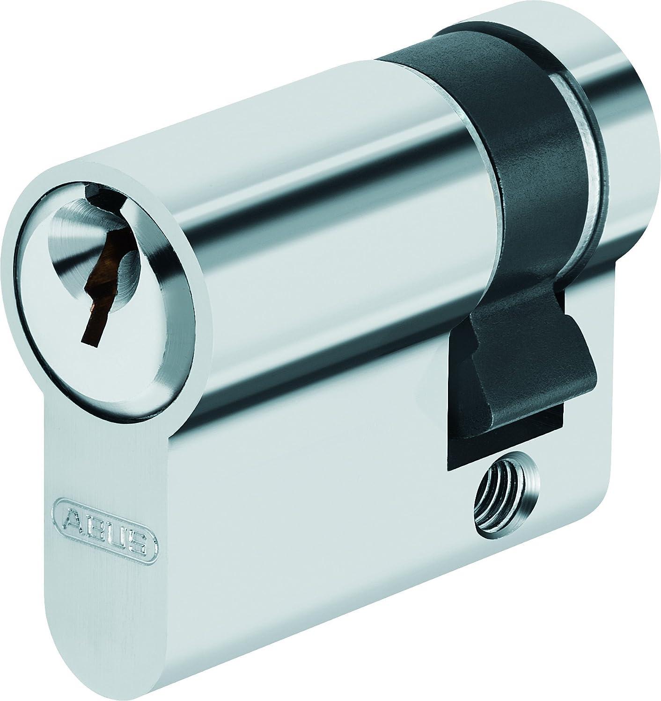 Silber 30960 Abus T/ür-Zylinder