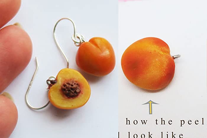 lilies jewel as jewelry drop sweet htm a earrings p bbw faceted from wild teardrop peach