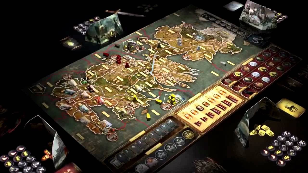 Edge Juego de tablero Juego de Tronos segunda edición Español: Amazon.es: Juguetes y juegos