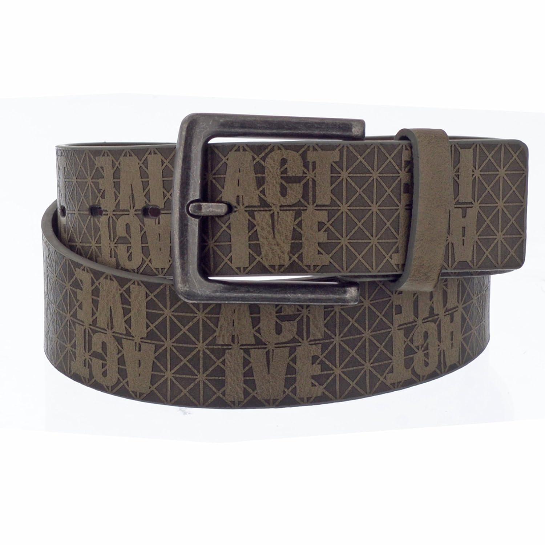 Xcessoire Boys 1 1/2' Wide Belt with Textured Design LANB_DRESS