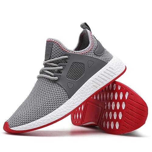beautyjourney Scarpe Running estive Uomo Scarpe Uomo Sneakers Scarpe da Ginnastica Uomo Scarpe da Corsa Uomo Sportive Scarpe da Lavoro Uomo Uomo