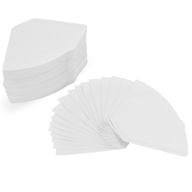#4 Cone Coffee Filters (White, 300)
