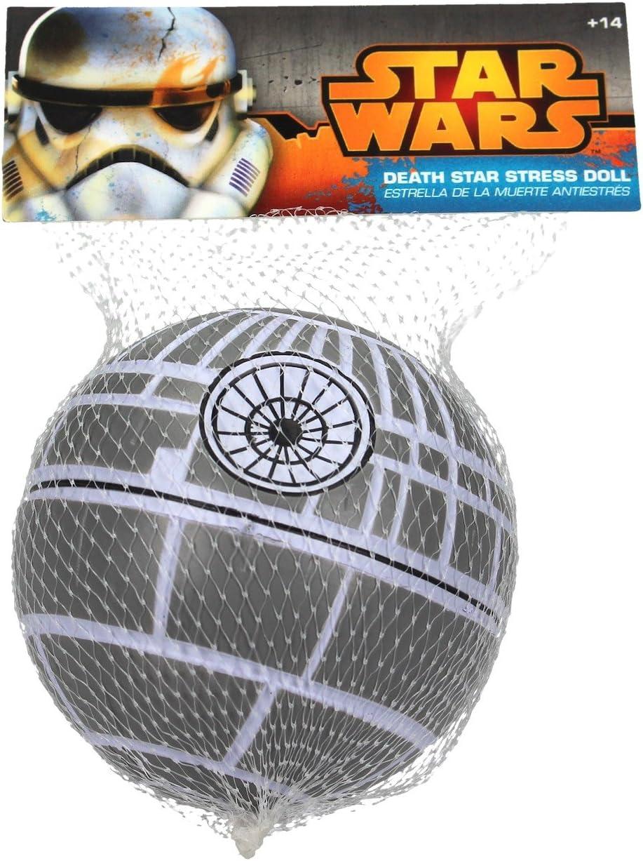 Star Wars Figura antiestres Estrella de la Muerte (8 cm): Amazon ...