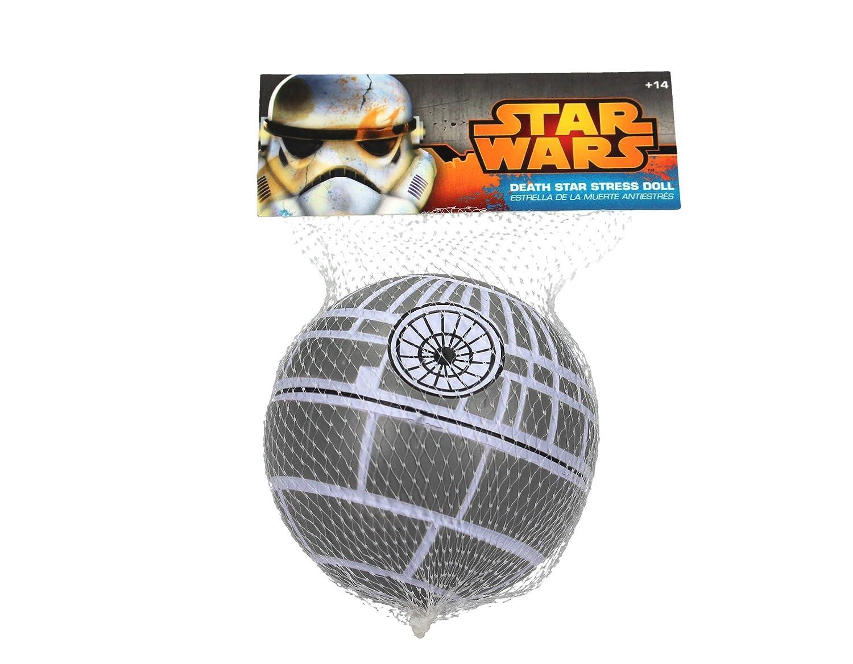 Star Wars Figura antiestres Estrella de la Muerte 8 cm
