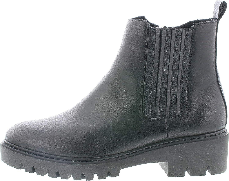 Rieker Women Ankle Boots 71453, Ladies Chelsea Boots Schwarz Schwarz 00