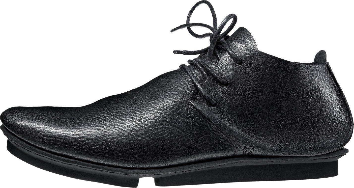 Trippen Zapatos de Cordones de Piel Para Mujer 38 EU|negro