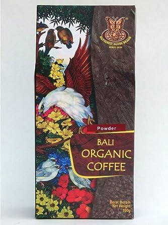 KUPU KUPU Kupu Kupu cafe orgaenico Bali cafe orgaenico 100g de polvo [BALI recuerdos populares