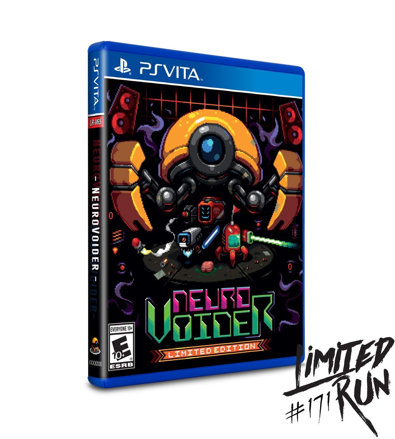 NeuroVoider (Limited Run #171) - PlayStation Vita