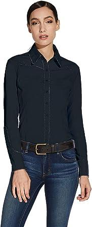 Asmar Noel Equestrian Kentucky Technical Show Shirt