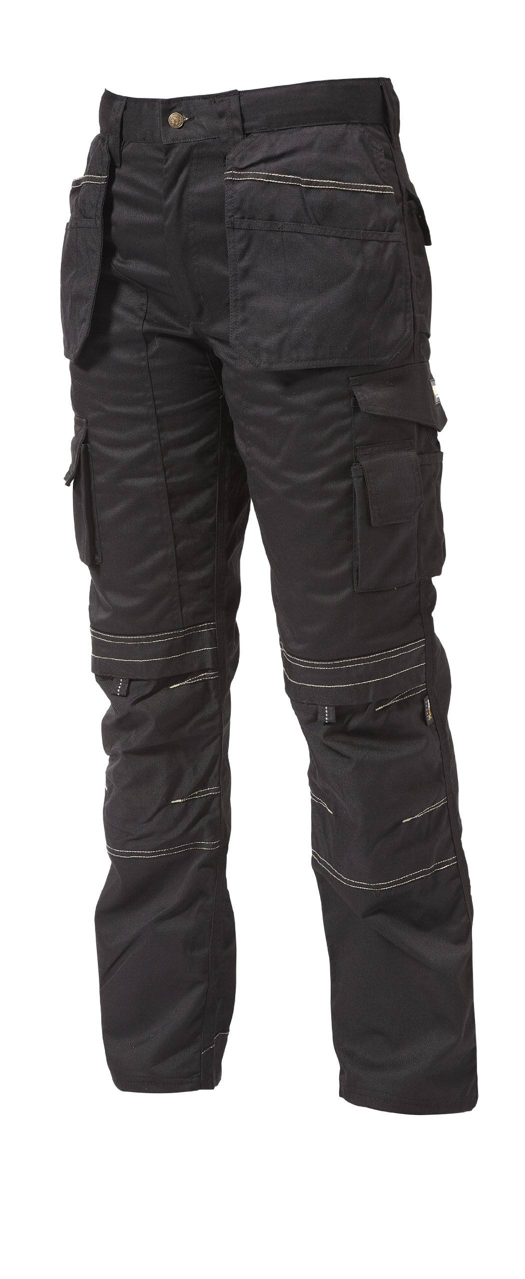 Apache Holster - Pistolera para hombre, tamaño 32 de cintura - 29 de pierna