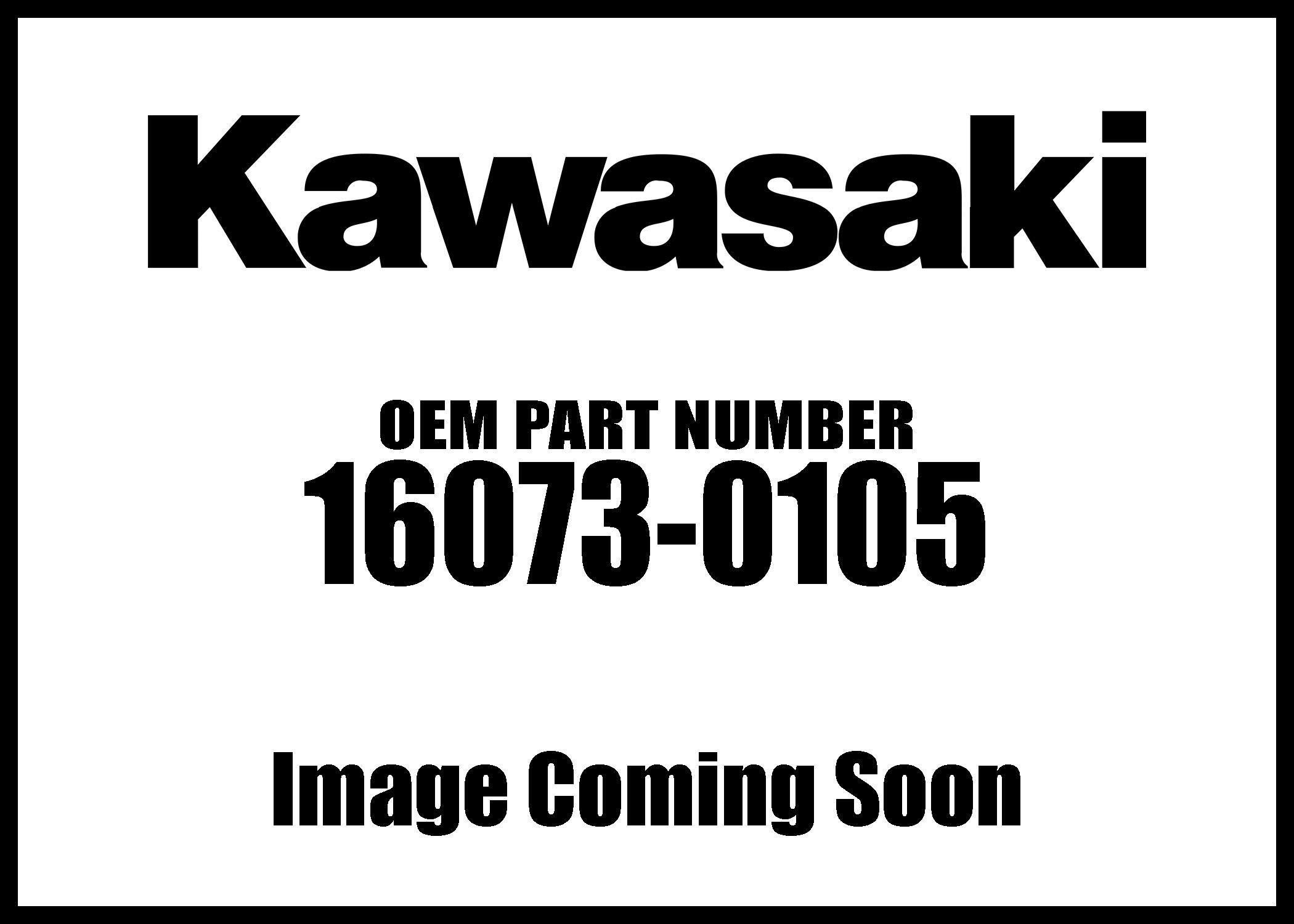 Kawasaki 2009 Teryx 750 4X4 Nra Outdoors Teryx 750 Fi 4X4 Sport C Leg Cover Insulator 16073-0105 New Oem by Kawasaki (Image #1)