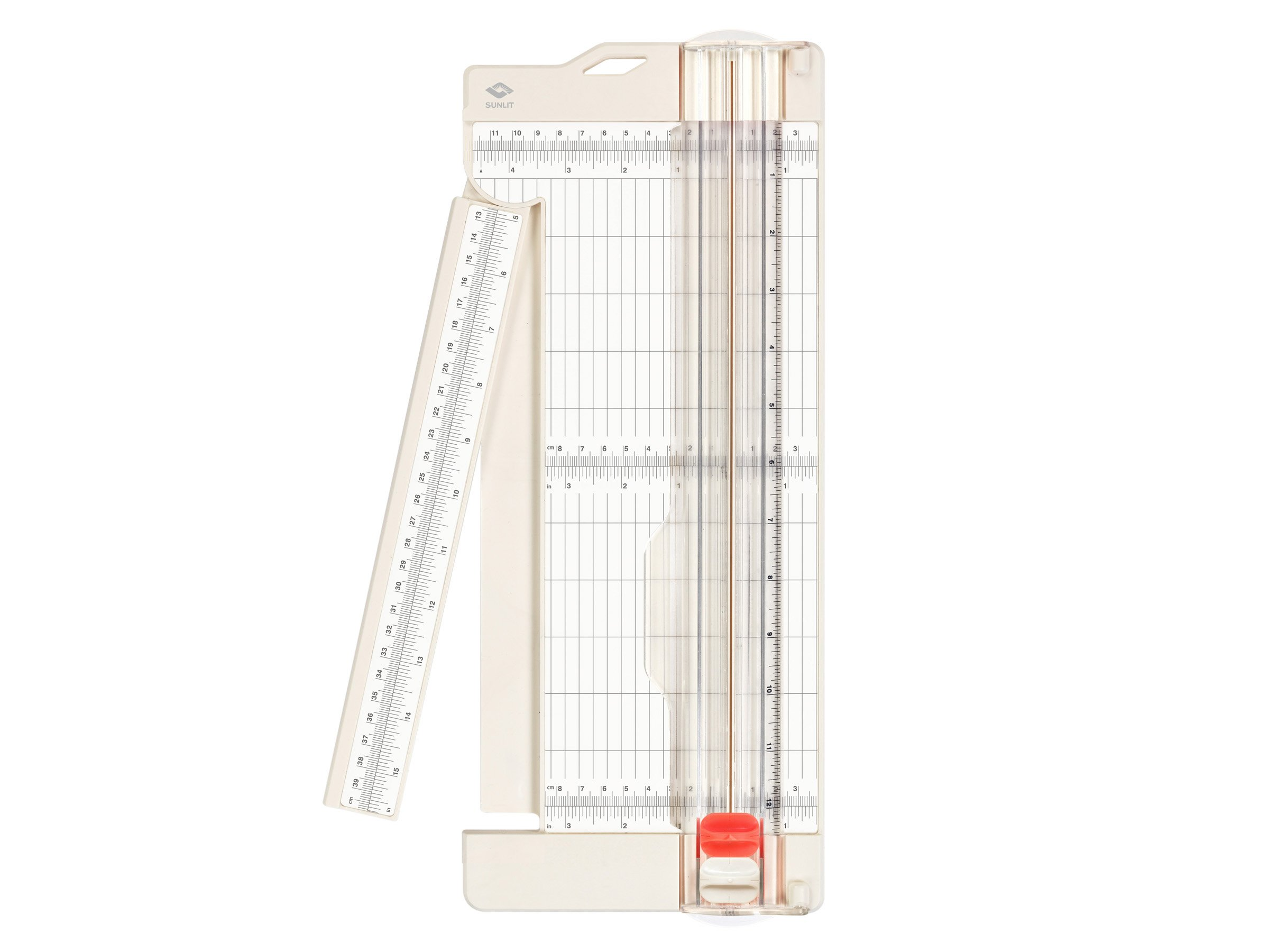 Bira Craft paper trimmer and scorer with swing-out arm, 4.5''X12'', for Coupon, Craft Paper and Photo