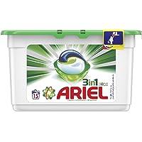 Ariel 3in1 PODS, Washing liquid capsules, Original Scent, 15 counts