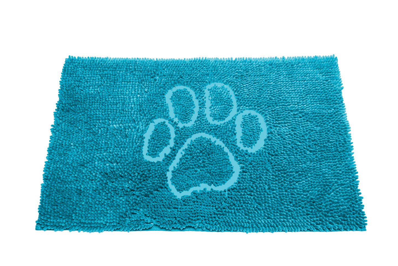 Dog Gone Smart Dirty Dog Doormat, Large, Aqua