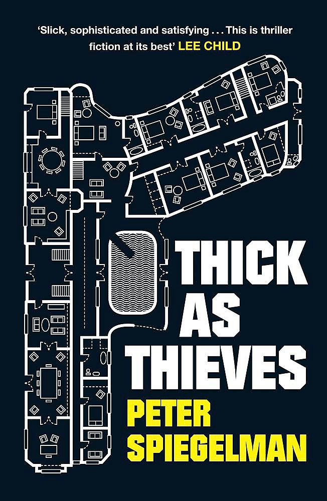 Read Online Thick as Thieves ebook