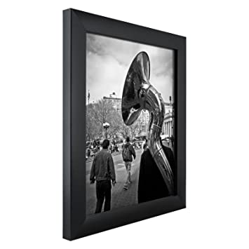 craig frames 1wb3bk 8 by 12 inch home decor picture frame smooth finish