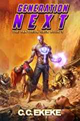 Generation Next: A Superhero Adventure (The Pantheon Saga Book 3) Kindle Edition