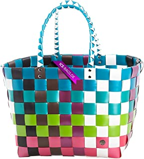 Witzgall Ice Bag Shopper 5010-88 Bunt, ca. 37 x 24x 28 cm