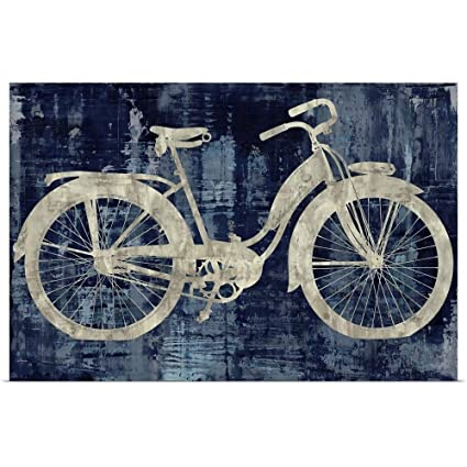 Vintage Old Transport Poster Cooper Cycles 2 Print Art A4 A3 A2 A1