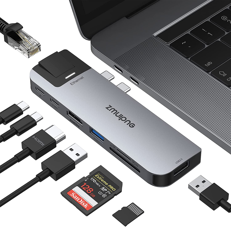 Adapteur USB Type C Macbook Pro Air