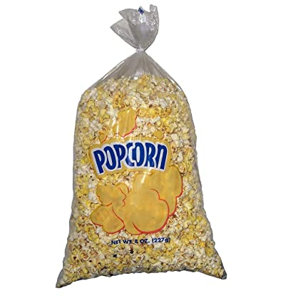 Medalla de Oro de plástico bolsas de palomitas de maíz, 8 oz ...