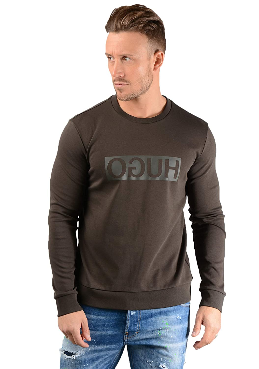 BOSS Hugo Herren Sweatshirt Dicago-U3