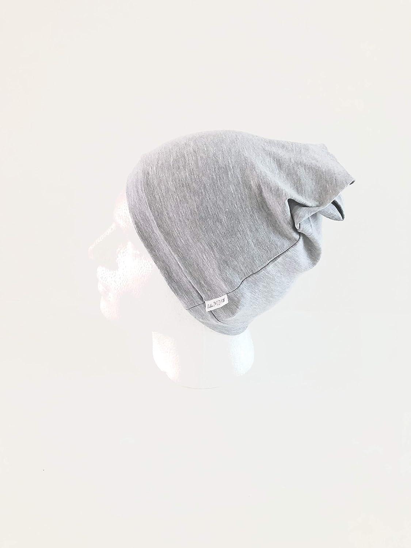 Lightweight Cotton Beanie Hat Chemo Beanie Cancer Hat Unisex Knit Jersey Skull Cap Plain Beanie Hats
