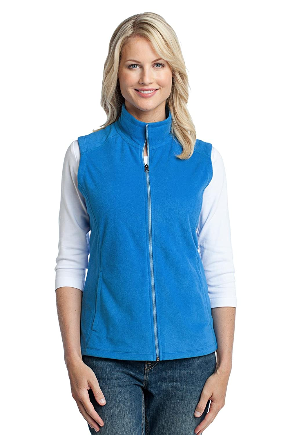 Port Authority Women's Microfleece Vest Port Authority L226