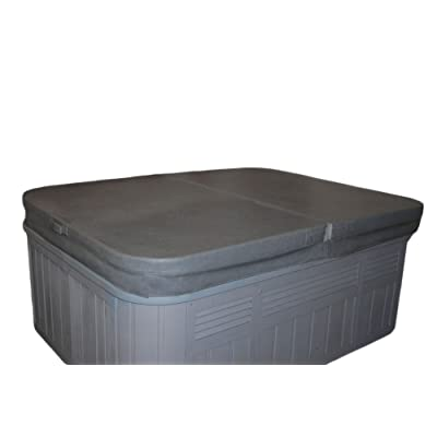 Sundance Optima Replacement Spa Cover and Hot Tub Cover - Charcoal: Garden & Outdoor