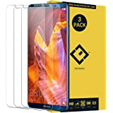 CENTAURUS Compatible with Huawei Mate 10 Pro Glass Screen Protector,(3 Packs) Anti-Glare Ultra-Thin Clear 9H Hardness…
