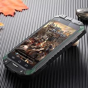 GUOPHONE teléfono portátil V9 4.5 Inch irrompible al Polvo ...
