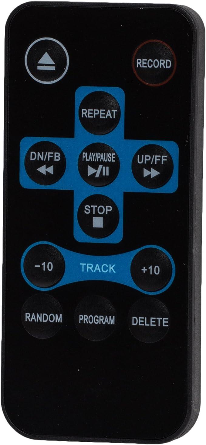 Roadstar HIF-1850TUMPK - Tocadisco: Amazon.es: Electrónica