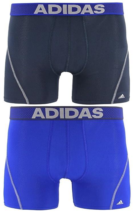 fe5d4d38d4a0 Amazon.com  adidas Men s Sport Performance ClimaCool Trunk Underwear ...