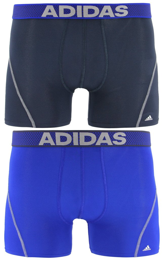 adidas Men's Sport Performance Climacool Trunks Underwear (2-Pack)