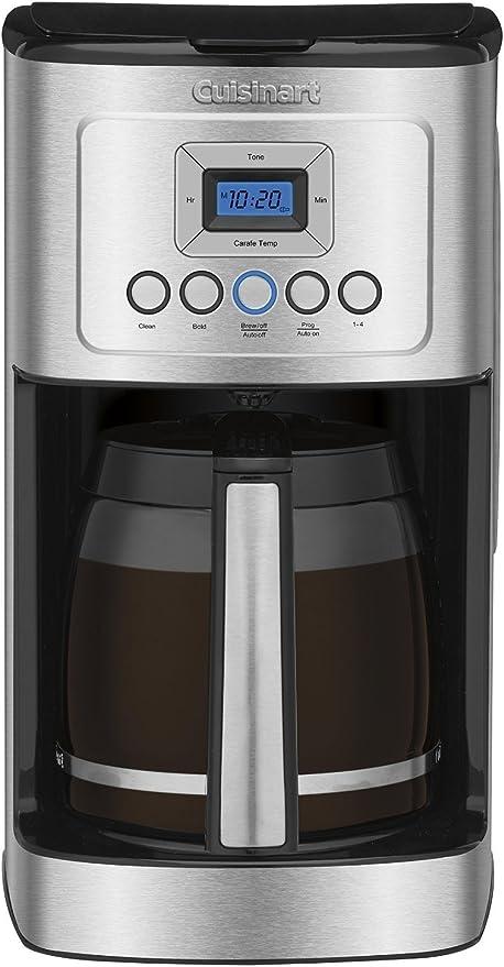 Amazon.com: Cuisinart DCC-3200FR Perf Temp - Cafetera de ...