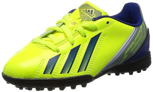 adidas F5 TRX Turf Niño, Bota de fútbol, Electricity, Talla