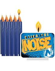 Amscan International 9903930 Nerf Candles