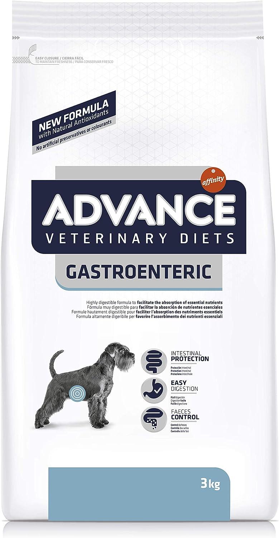 ADVANCE Veterinary Diets Gastroenteric Pienso para Perros con Problemas Gastrointestinales- 3kg