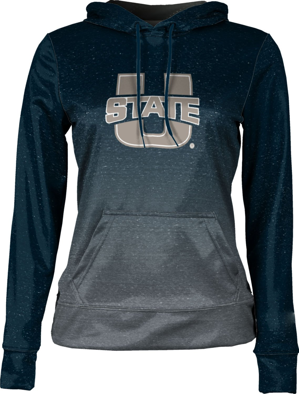Splatter ProSphere Monmouth University Girls Pullover Hoodie School Spirit Sweatshirt