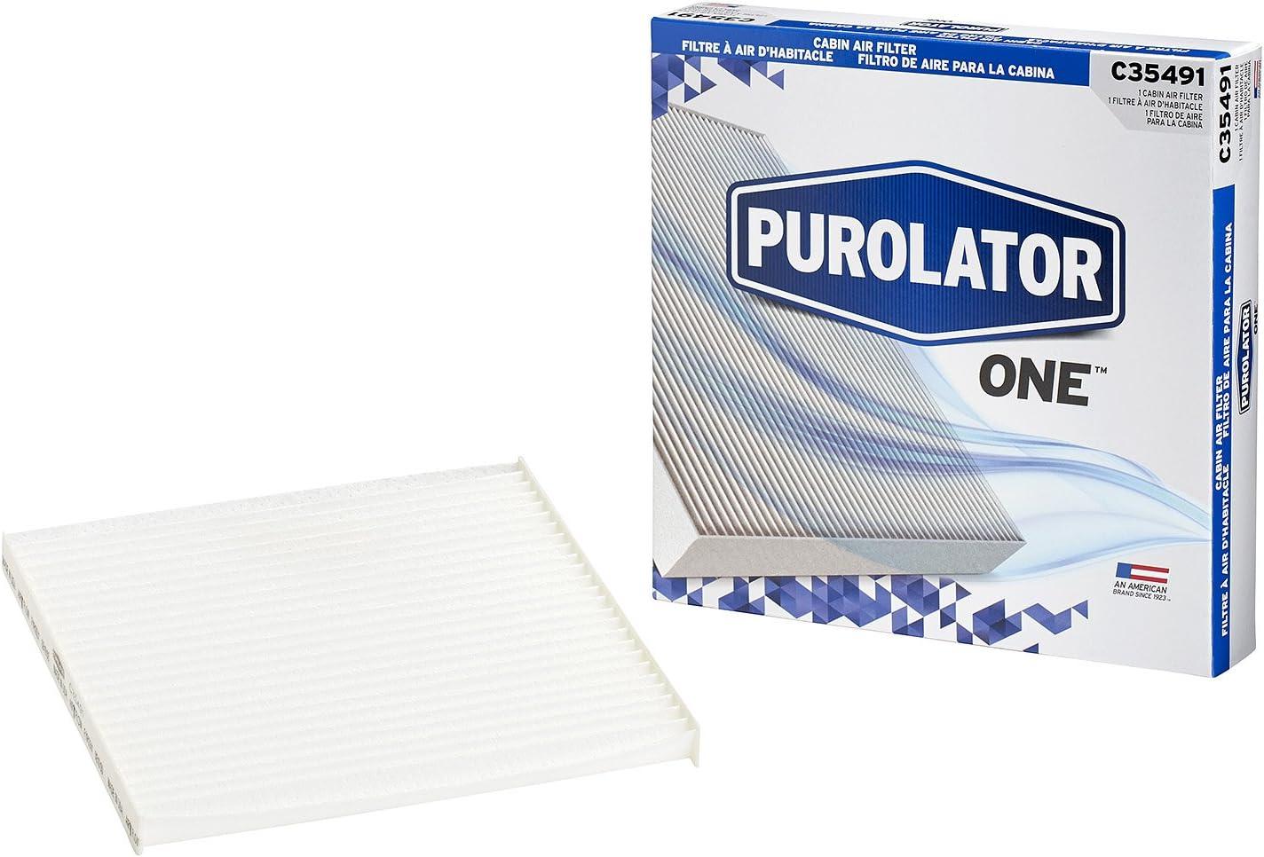 Purolator C35491 Single Cabin Air Filter
