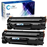 LxTek Compatible Toner Cartridge Replacement for HP 85A CE285A to use with Laserjet Pro P1102W Laserjet Pro P1109W…