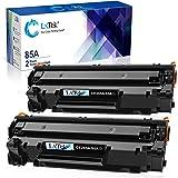 LxTek Compatible Toner Cartridge Replacement for HP 85A CE285A to use with Laserjet Pro P1102W Laserjet Pro P1109W M1212NF Pr
